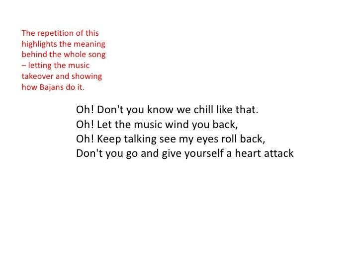 Bajan style lyrics analysis 6 solutioingenieria Gallery