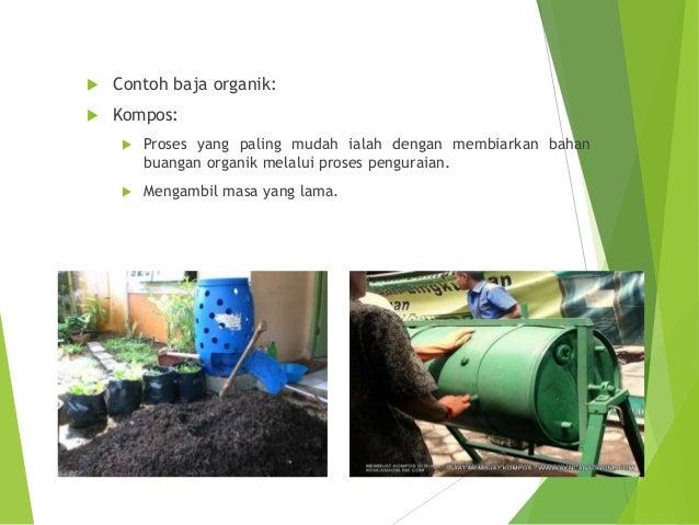 Baja organik Slide 3