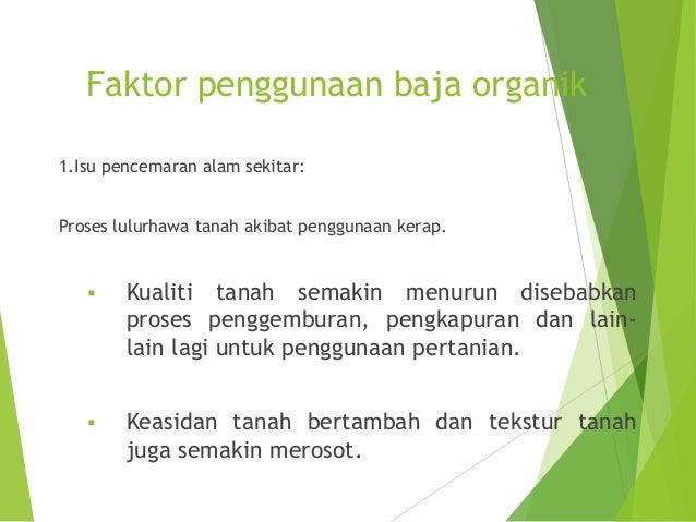 Pengurusan bahan buangan industri pertanian, terutamanya industri kelapa sawit.  Bahan buangan daripada industri kelapa s...