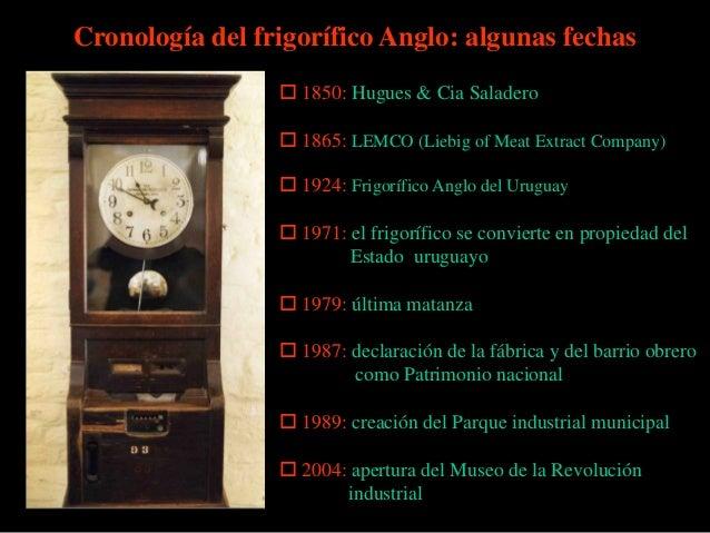 Patrimonio cultural e industrial del Bajo Uruguay y su potencial turístico Slide 2