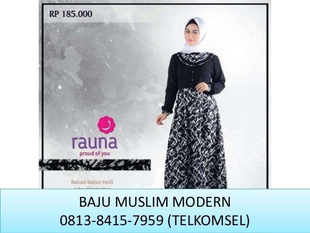 Model Baju Gamis Yang Simple 0813 8415 7959 Telkomsel