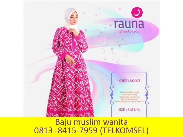 Model Baju Gamis Anak Muda 0813 8415 7959 Telkomsel