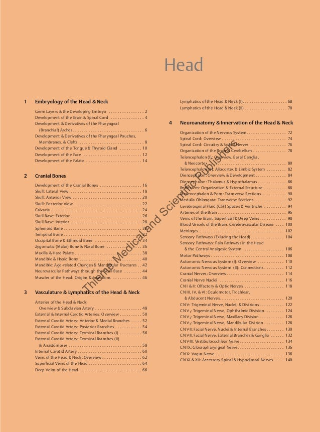 Anatomy for Dental Medicine, 2/e by Baker