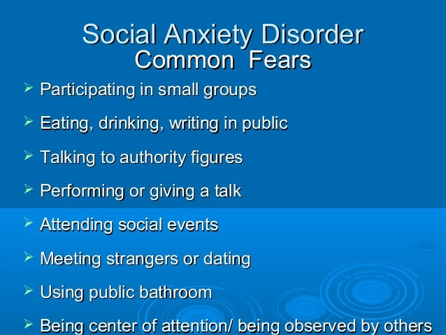 anxiety growing disorder Generalized anxiety disorder (gad) is a psychiatric disorder characterized by a constant sense of worry and fear that interferes with daily life.