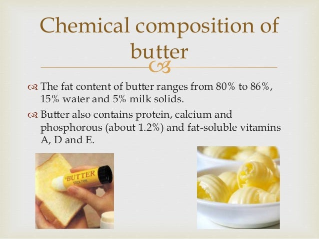 Butter To Oil Conversion For Cakes