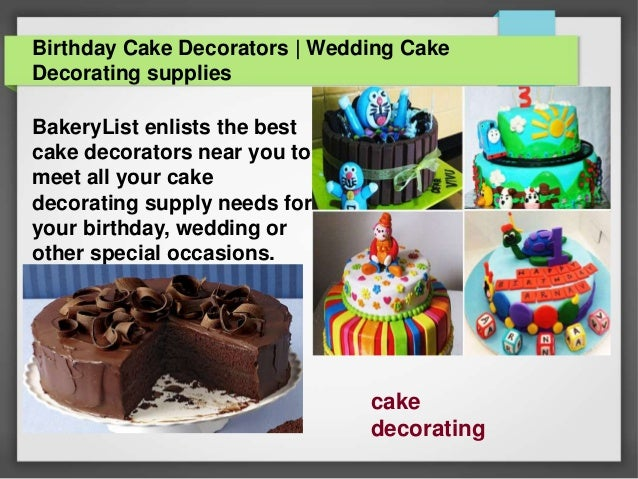 Bakery Supplies Wholesale | Cake and Other Baking Products