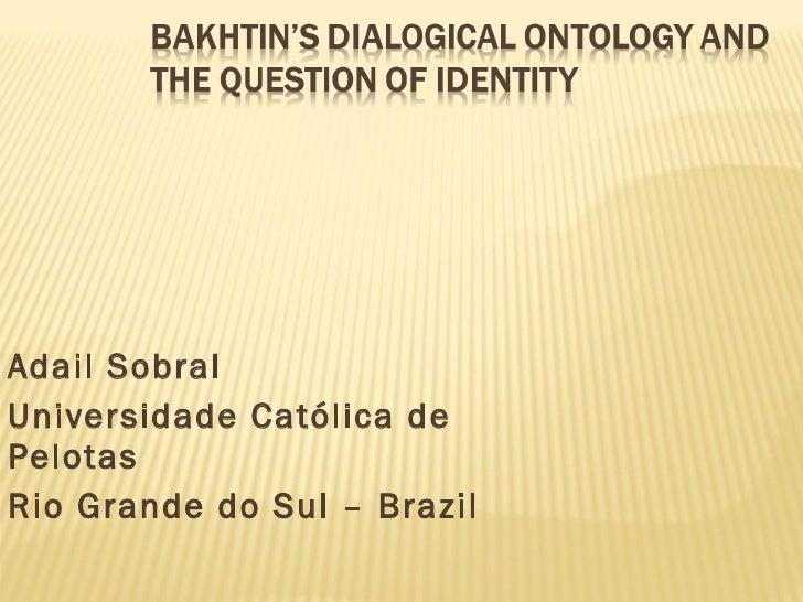 Adail Sobral Universidade Católica de Pelotas Rio Grande do Sul – Brazil