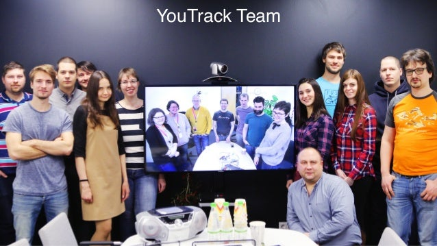 YouTrack Team
