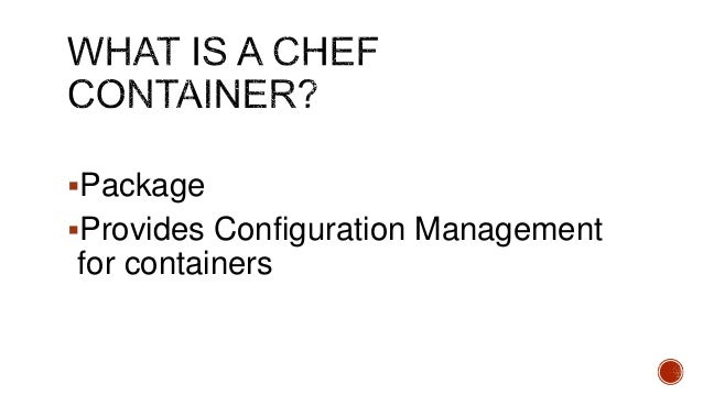 chef template variables - baking docker using chef chefconf 2015