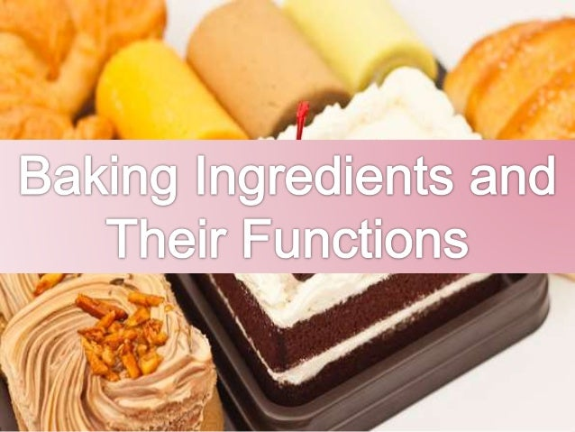 Bakery Products Science And Technology Pdf