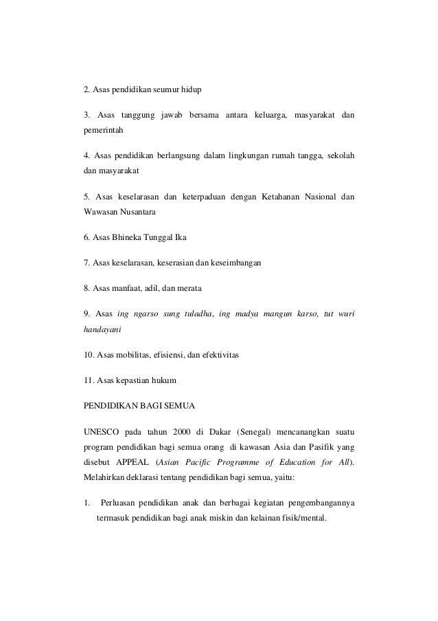 Contoh Azaz Historis - Pdf Landasan Dan Asas Asas ...