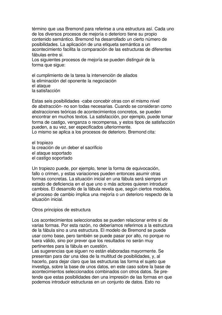 Bal Mieke Teoria De La Narrativa