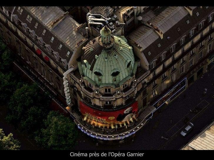 Cinéma près de l'Opéra Garnier