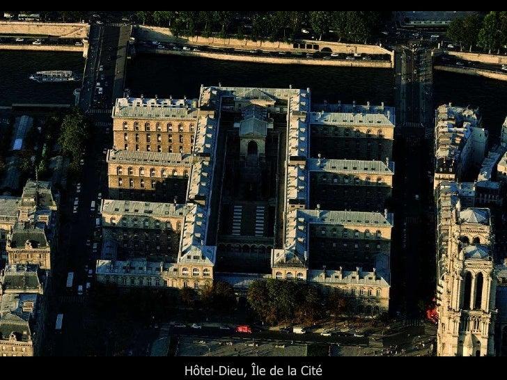 Hôtel-Dieu, Île de la Cité