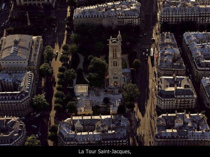 La Tour Saint-Jacques,