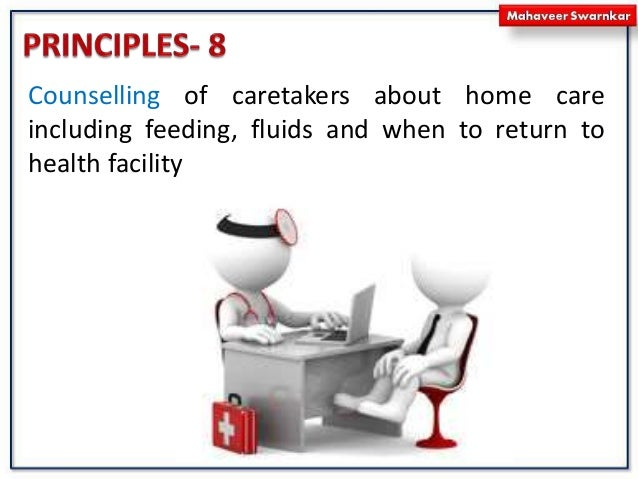 IMNCI guidelines recommend standardized case management procedures That based on two age categories: - 1. Upto 2 months an...