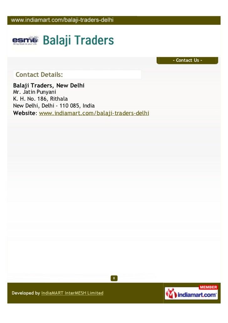 Balaji Traders New Delhi Toilet Cistern