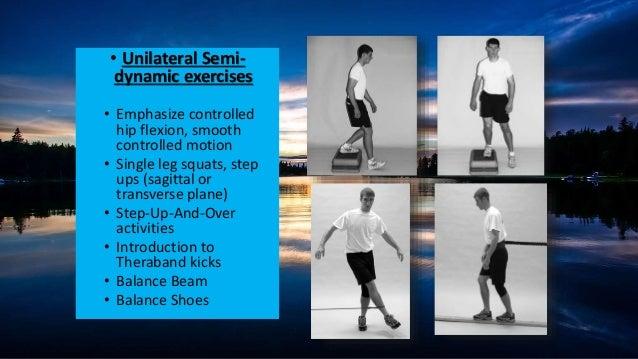 Balance Training In Athletes And Elderly Rehabilitation
