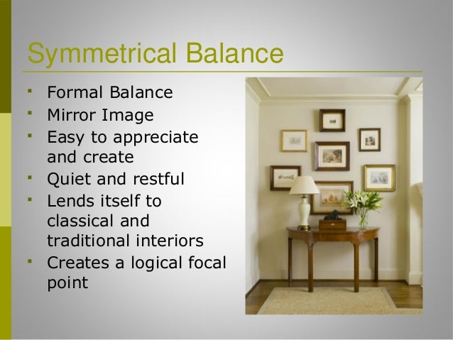 Interior Design Balance balance in interior design