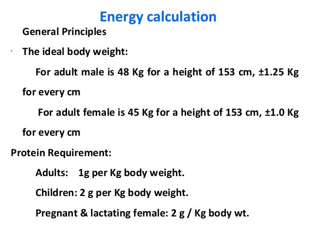 Diet designing: bmr,sda and calorie intake calculation.