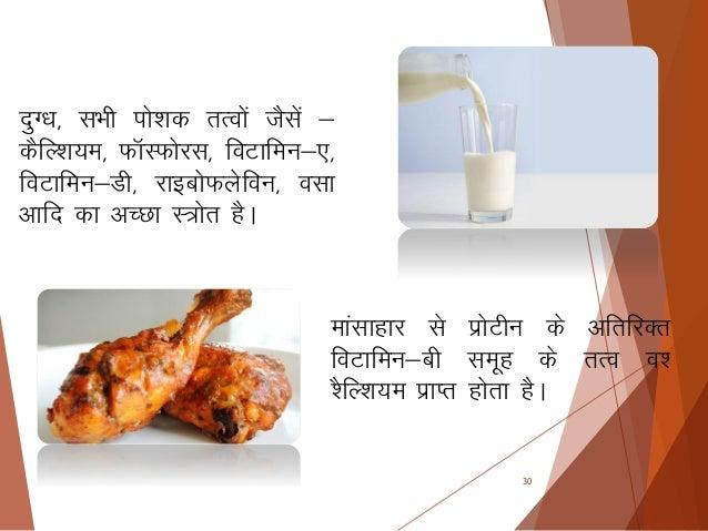 balanced diet in hindi pdf