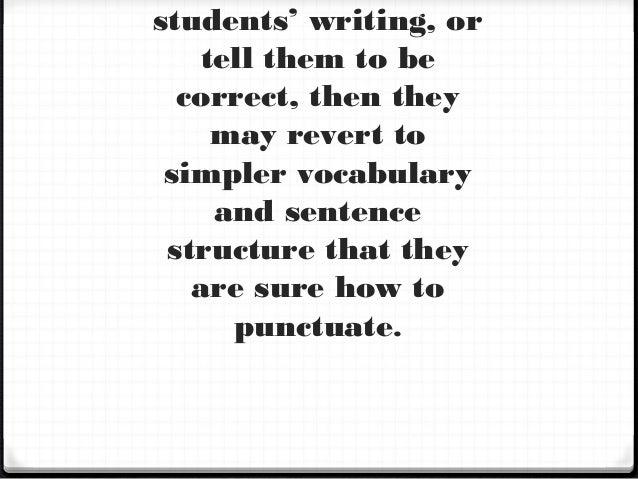 Balanced literacy bergenfield ii