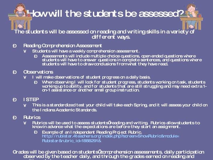 Balanced Literacy Program Components & Strategies