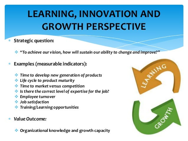 mcdonalds learning and growth perspective Mcdonalds learning and growth perspective metrics required by iso quality certification but that is not all one unique company uses the bsc for.