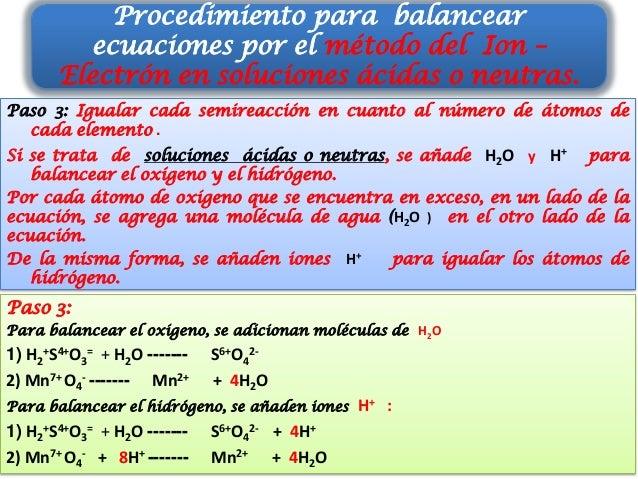 Balanceo de ecuaciones por metodo algebraico ejercicios for Chemistry reaction calculator fort de france