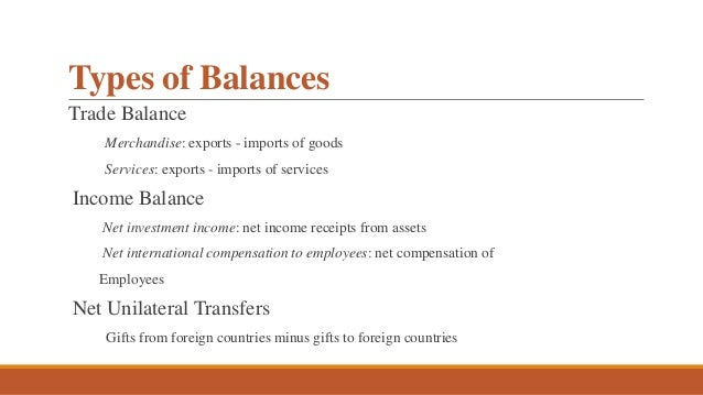 Use trade surplus in a sentence