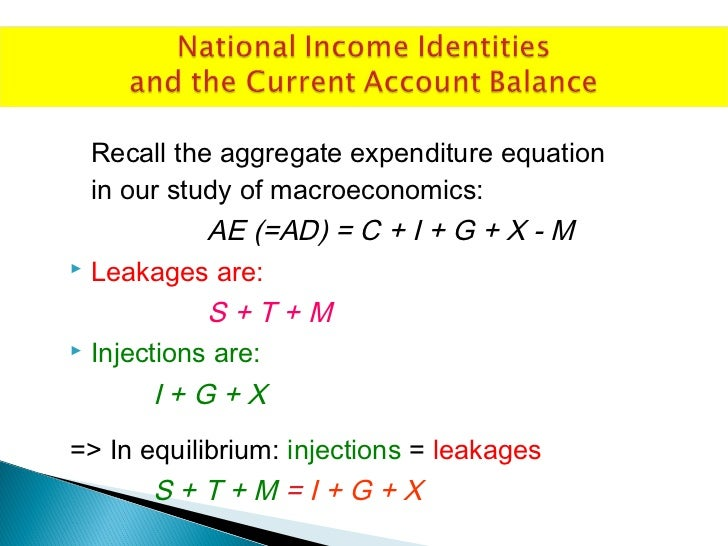 balance of payments in economics 121 chapter 12 the balance of payments and the exchange rate in today's global economy world, the phenomenon of the closed economy —one that is.
