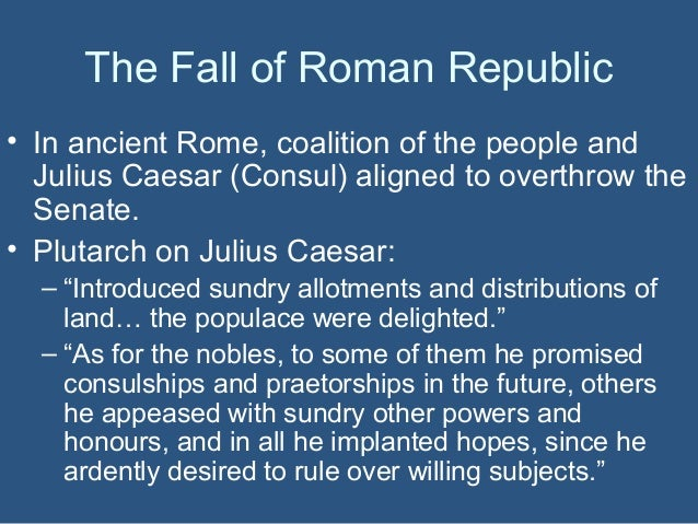 how democratic was the roman republic The early roman republic patricians and plebeians: in the early republic  the assemblies were the more democratic side of the government all citizen-soldiers.