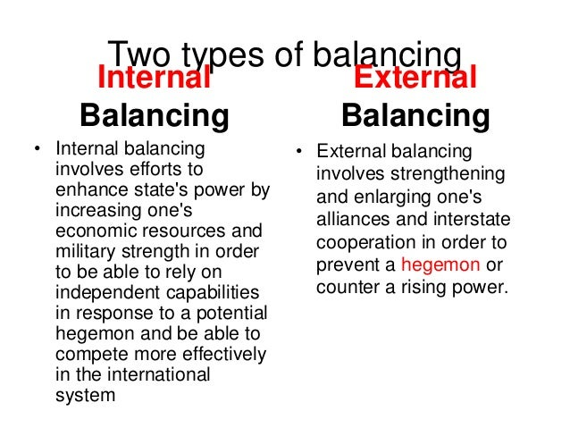 alliances balancing and bandwagoning View notes - balancing vs bandwagoning from intl 3200 at university of georgia stephen m walt the origins of alliances (1987) examined whether balancing or bandwagoing was more prevalent provided.