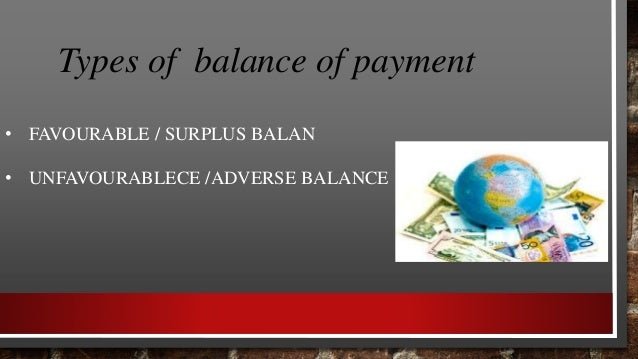 Components of BOP 1. Current Account  It refers to an account which records all the transactions relating to export and i...