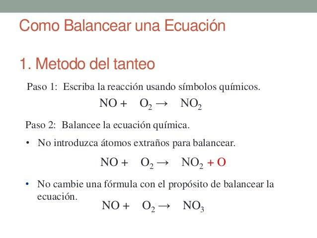 Balanceo por oxido reduccion ejemplos yahoo dating 3