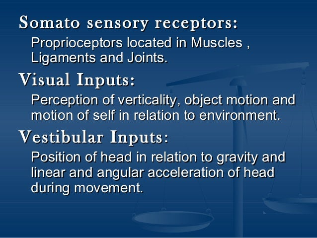 """postural sway and self motion perception theory Causal effect, the """"postural instability theory"""" (pit), or because they are   differences in postural sway, defined as rms amplitudes  can affect self- motion perception (eg, wertheim, mesland & bles, 2001) and imagining."""