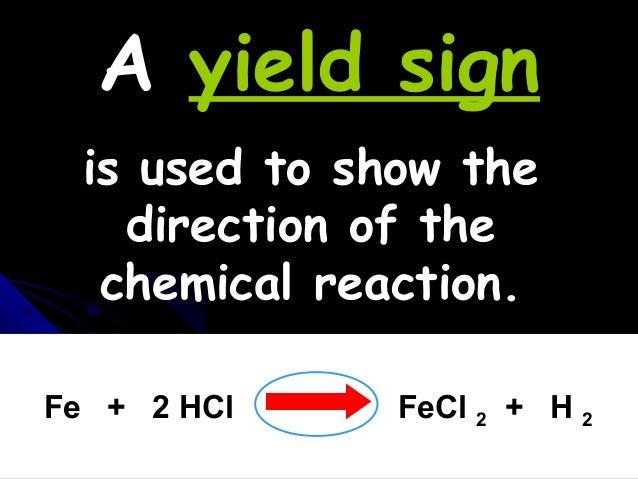 Balancing Chemical Equations Notes