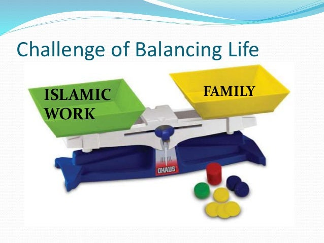 balancing family and work life No matter what we try, work-life balance always seems like a destination  one  study found that work-family conflict can increase poor physical.