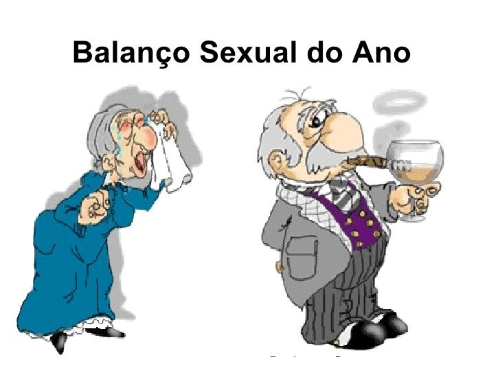 Balanço Sexual do Ano