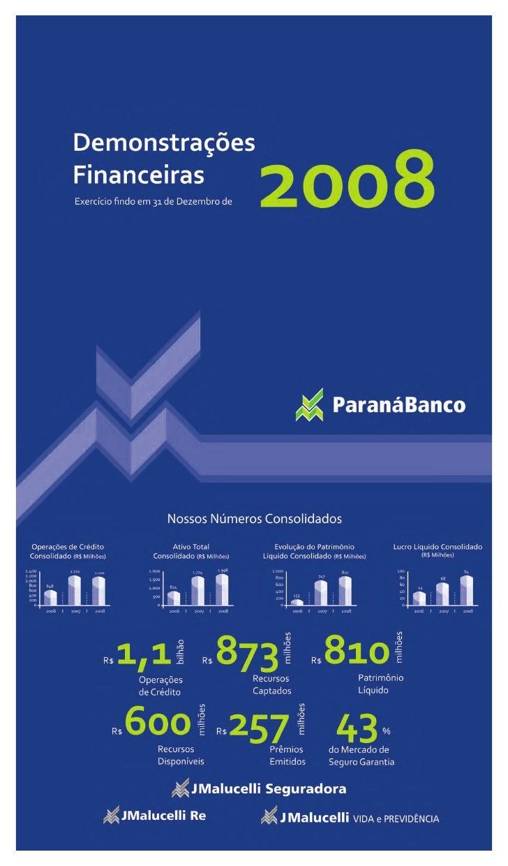 Balanco Completo 2008