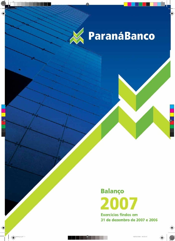 Paraná Banco S.A.                                                                                                         ...