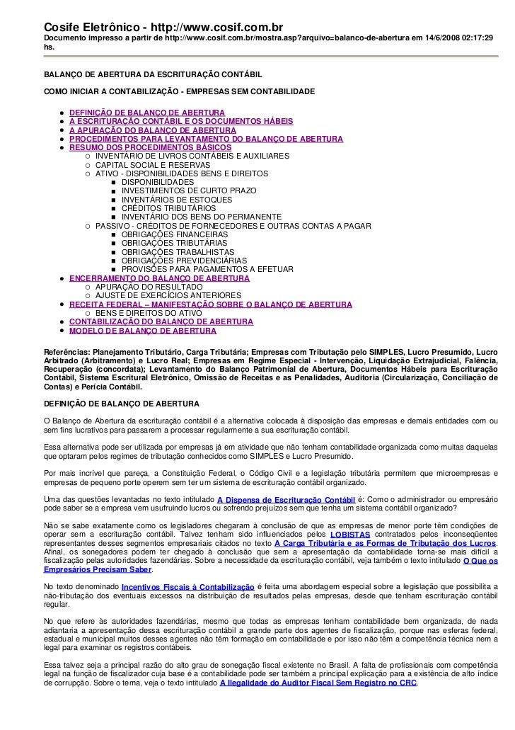 Cosife Eletrônico - http://www.cosif.com.br Documento impresso a partir de http://www.cosif.com.br/mostra.asp?arquivo=bala...