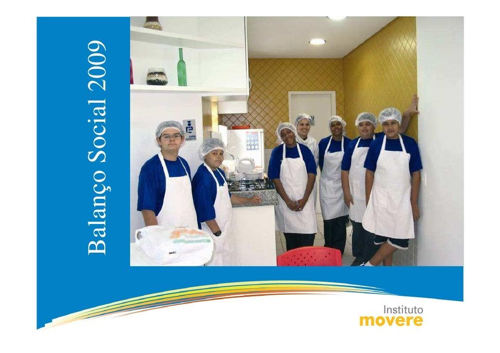 Balanço Social 2009