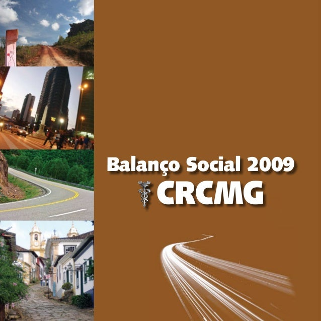 Balanço Social 2009 CRCMG