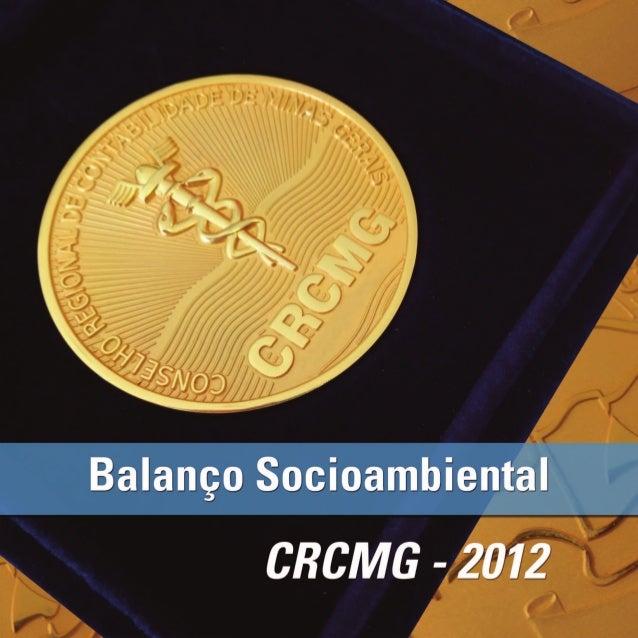 Balanço Socioambiental 2012