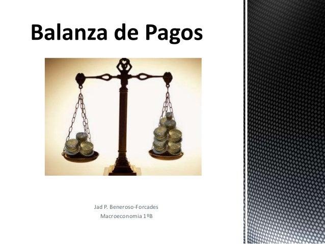Jad P. Beneroso-ForcadesMacroeconomia 1ºB
