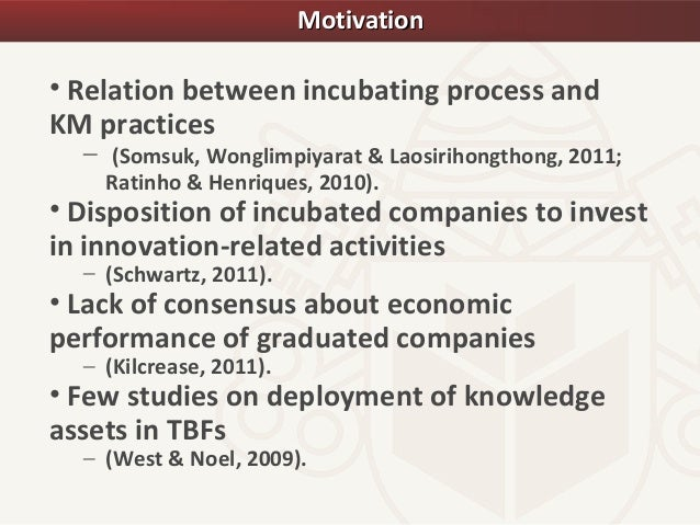 relationship between motivation and performance management