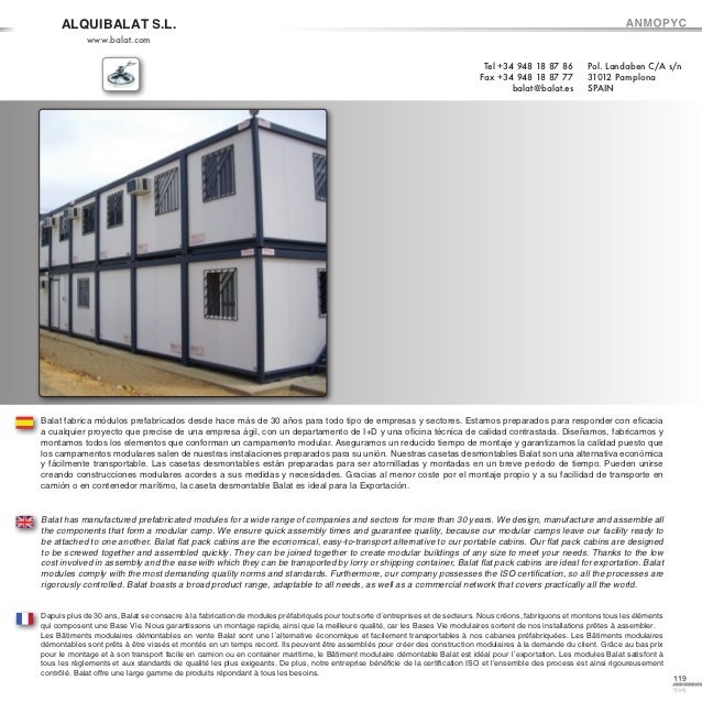 Balat modulos prefabricados introduccion - Balat modulos prefabricados ...