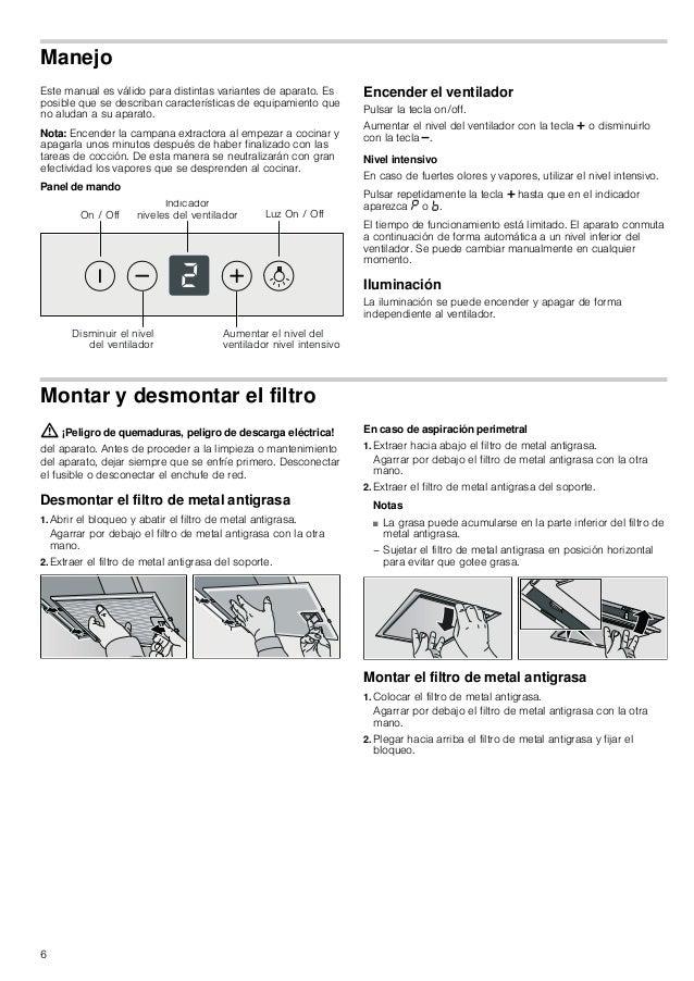 7 Limpieza y cuidados : ¡Peligro de quemaduras, peligro de descarga eléctrica! del aparato. Antes de proceder a la limpiez...