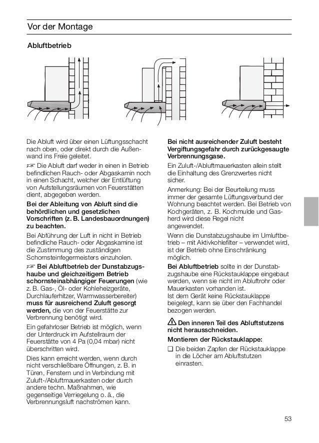 manual Balay - campana 3 bh729x